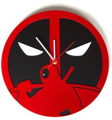 Deadpool Reloj de Pared