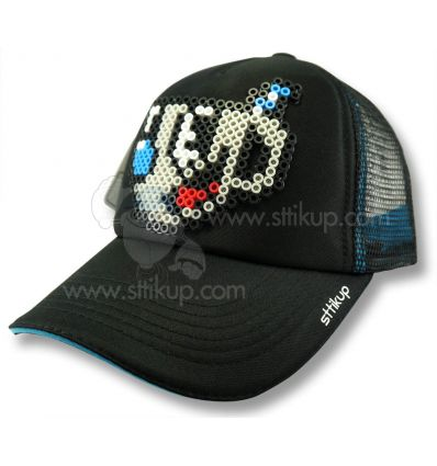 Gorra Game Over Sttikup 3D