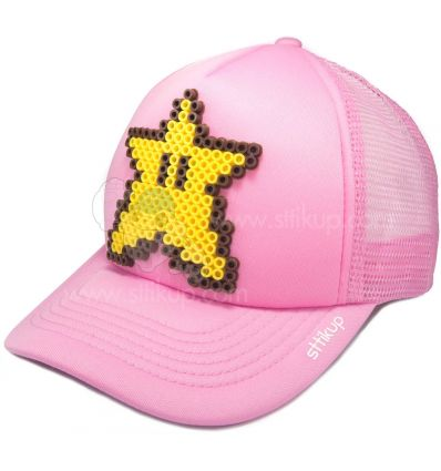 Flash Gorra niño Sttikup 3D