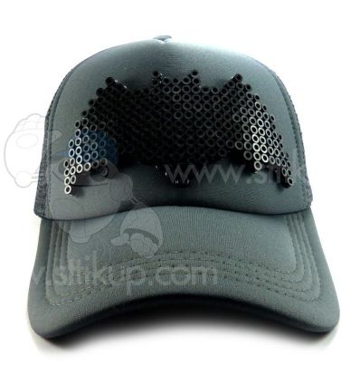 Batman Dawn of Justice Gorra Sttikup 3D Pixel