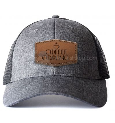 Gorra Coffee is Coming + Cafe
