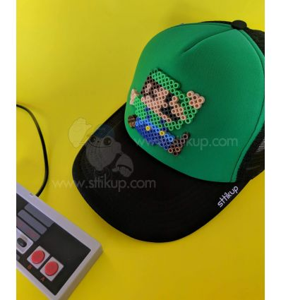Gorra Fontanero brother Sttikup 3D