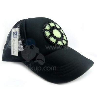 Gorra Sttikup Iron Man Reactor Arc Pixel 3D