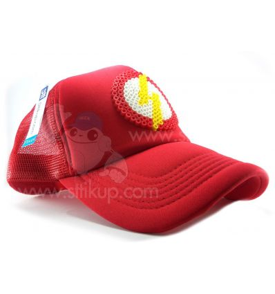 Gorra Sttikup Flash Pixel 3D
