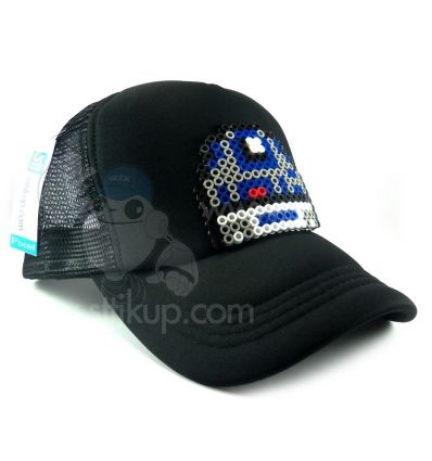 Gorra Androide Sttikup 3D