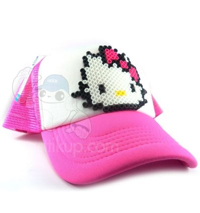 Gorra Sttikup Kitty Pixel 3D