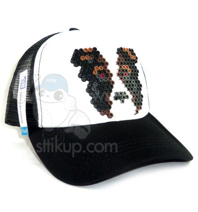 Border Collie gorra 3D