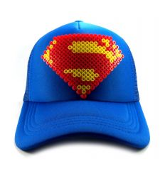 Superman Gorra STTIKUP 3D