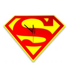 Superman Reloj de Pared