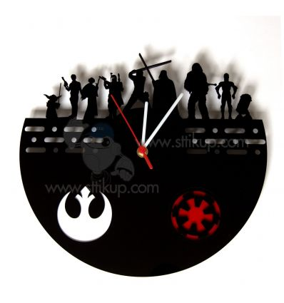 Star Wars Reloj de Pared
