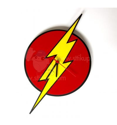 Flash Reloj de Pared